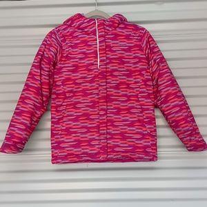 Girls medium Columbia coat